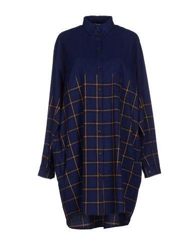 пальто синее женское