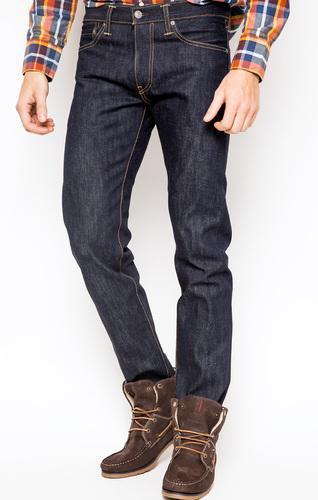 мужские зауженные джинсы