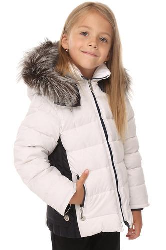 белая куртка для девочек