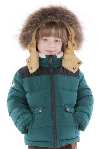 зеленая куртка для мальчиков