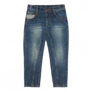 Брюки джинсовые детские для мальчиков