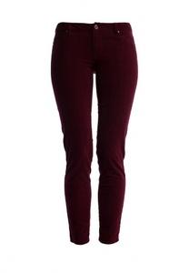 бордовые брюки Tom Farr