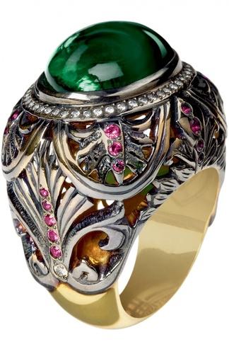 Кольцо Imperator Queensbee