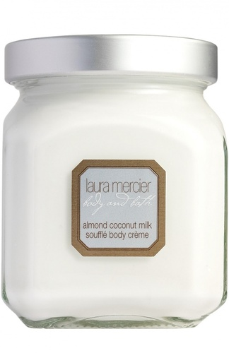 Крем-суфле для тела Body & Bath - SouffleBody Creme Almond Coconut Milk Laura Mercier