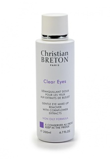 Средство для демакияжа области глаз, 200 мл Christian Breton Paris