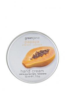 Крем для рук Greenland