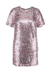 Платье в пайетках Motel rocks