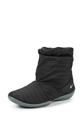 Комплект полусапоги и балетки Nike
