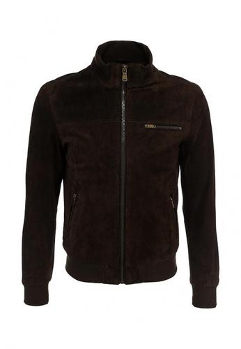 Куртка кожаная SALSA