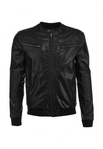 Куртка кожаная Top Secret