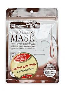 Набор масок 7 шт. Japan Gals