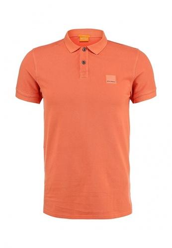 Поло Boss Orange