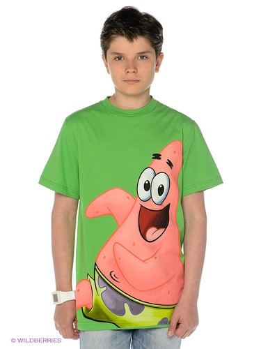Футболки Nickelodeon