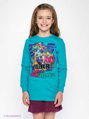 Лонгсливы Monster High