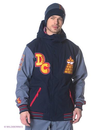 Куртки DC Shoes