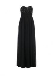 Платье (DRESSES) W черный Goddiva