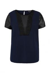 Блуза (SHIRTS) W черный Morgan