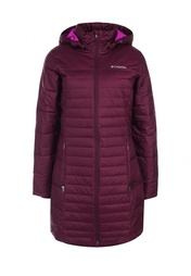 Пальто утепленное Columbia