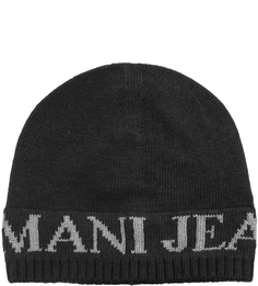 Комплект (шапка и шарф) ARMANI JEANS