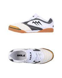 Низкие кеды и кроссовки Agla