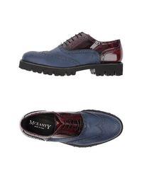 Обувь на шнурках Mckanty