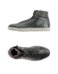 Высокие кеды и кроссовки Santoni
