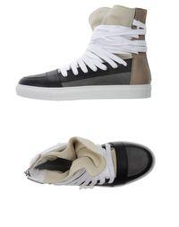 Высокие кеды и кроссовки Krisvanassche