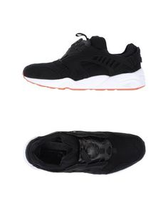 Низкие кеды и кроссовки Puma