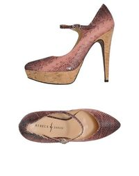 Туфли на платформе Rebeca Sanver
