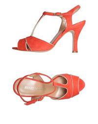 Босоножки на каблуке Pierre Darre'