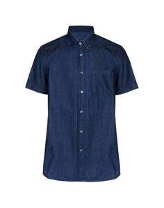 Джинсовая рубашка 8