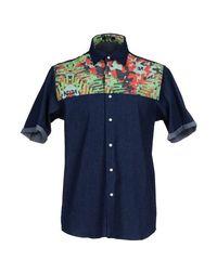 Джинсовая рубашка Flage