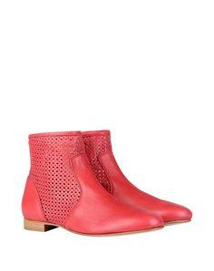 Розовые Полусапоги и высокие ботинки George J. Love