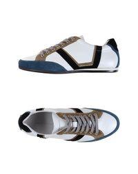 Низкие кеды и кроссовки Alessandro Dell'acqua