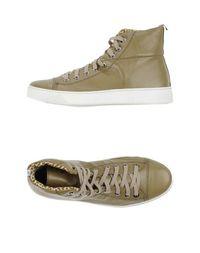 Высокие кеды и кроссовки FefĒ