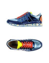 Низкие кеды и кроссовки Dolce &Amp; Gabbana