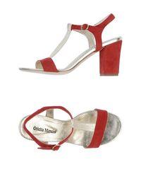 Босоножки на каблуке Orietta Mancini
