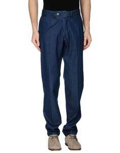 Джинсовые брюки Luigi Bianchi Rough
