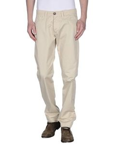 Повседневные брюки Luigi Bianchi Rough