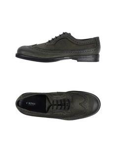 Обувь на шнурках Crime London