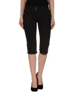 Джинсовые брюки-капри Miss LES Copains