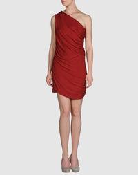 Короткое платье ANA Locking