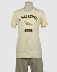 Футболка с короткими рукавами Andrew Mackenzie