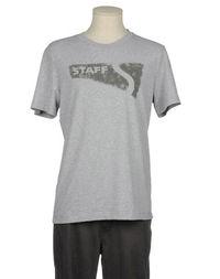 Футболка с короткими рукавами Staff Jeans &Amp; CO.