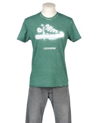 Футболка с короткими рукавами Converse