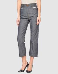 Джинсовые брюки-капри Grey ANT