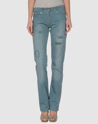 Джинсовые брюки Acciaio