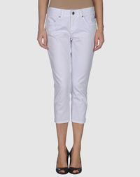 Джинсовые брюки-капри Serfontaine