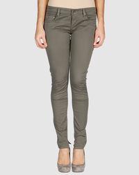 Джинсовые брюки-капри Paolo Casalini
