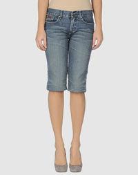 Джинсовые брюки-капри S.O.S.